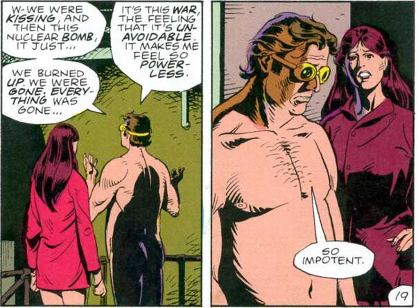 Final, sorry, watchmen billy crudup nude your